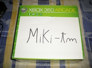 Mi Xbox360